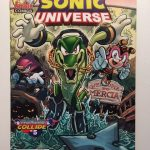Sonic Universe. Chaotix Quest. Issue 46