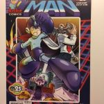 Mega Man. Rock of Ages. Issue 20 [Variant Edition. Mego 25th Anniversary Celebration]