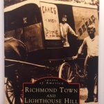 Richmond Town & Lighthouse Hill (Images of America)