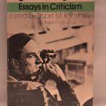 Ingmar Bergman: Essays in Criticism (Galaxy Books)