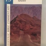 Collegeville Bible Commentary Old Testament Volume 13: Isaiah