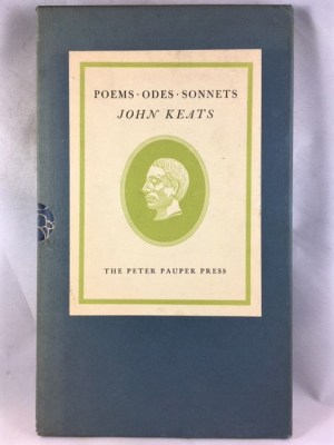 Poems Odes Sonnets