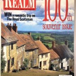 Realm: the Magazine of Britain's History and Countryside {Number 100, October, 2001}