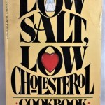The Low Salt, Low Cholesterol Cookbook