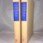 Geschichte der Sprachwissenschaft bei den Griechen und Römern. Mit besonderer Rücksicht auf die Logik. 2 Bände