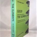 Euclid: The Thirteen Books of Elements, Vol. 1, Books I & II