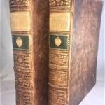 Dictionnaire de la Provence et du Comte-Venaissin, dédié Mgr le Maréchal Prince de Beauvau, par une société de gens de lettres. [2 vols.]