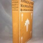 Annals of Old Manhattan 1609-1664
