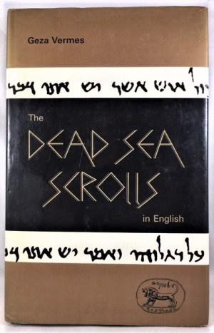 Dead Sea Scrolls in English