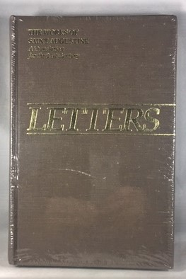 Letters 1-99 (Vol II/1) (Works of Saint Augustine: A Translation for the 21st Century)
