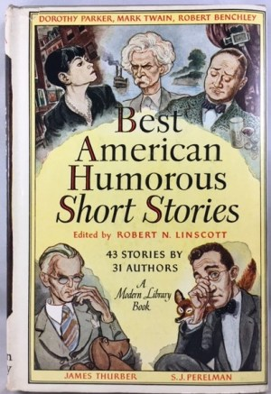 Best American Humorous Short Stories