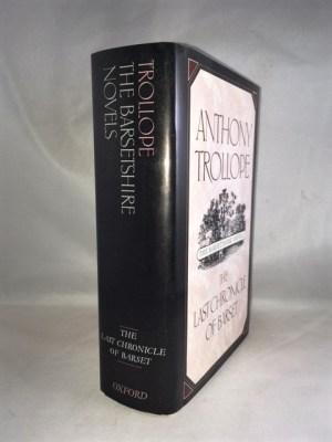 The Last Chronicle of Barset (The Barsetshire Novels)