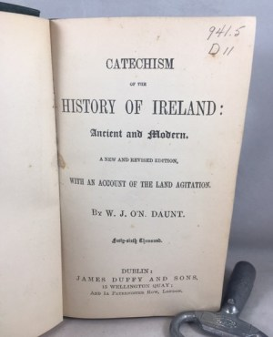Catechism of the History of Ireland Ancient and Modern