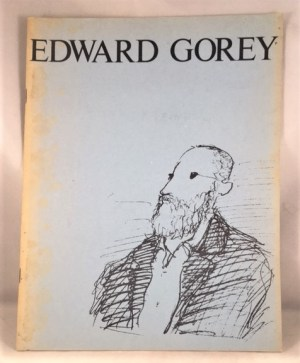 Edward Gorey Priced Order List Fall/Winter 1976