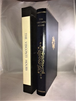 The Visconti Hours, National Library, Florence (Slipcase Edition)