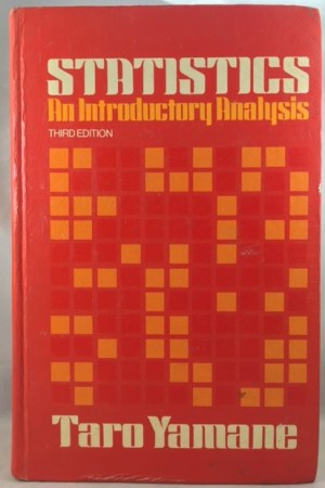 Statistics: An Introductory Analysis