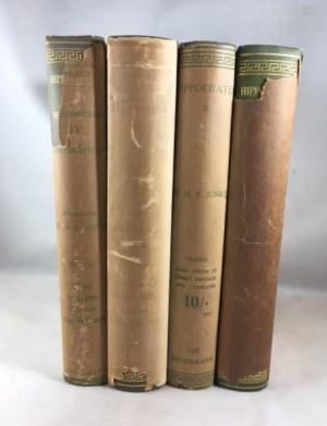 Hippocrates & Heracleitus Vol. 1 - 4