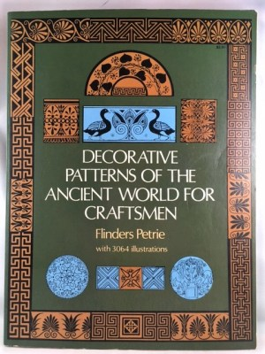 Decorative Patterns of the Ancient World for Craftsmen (Dover Pictorial Archive)