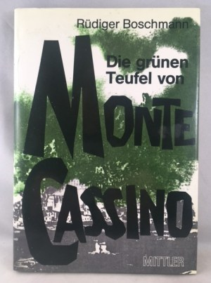 Die grunen Teufel von Monte Cassino