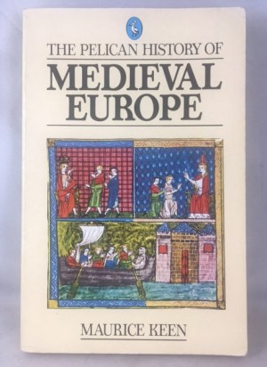 The Pelican History of Medieval Europe (Pelican book)