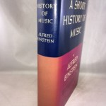 A Short History of Music/Third American Edition, Revised