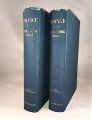 France: Historic and Romantic 2 Vols.