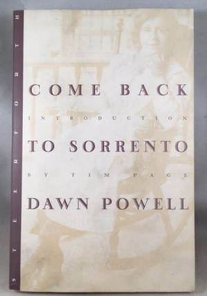 Come Back to Sorrento