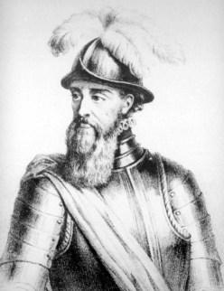 Konquista, Pizarro