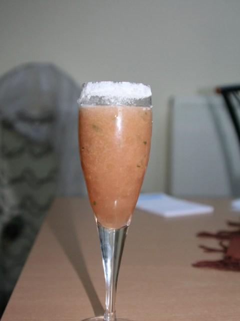 gezond aperitief