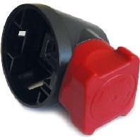 20006 - Flush mounted terminal box 20006
