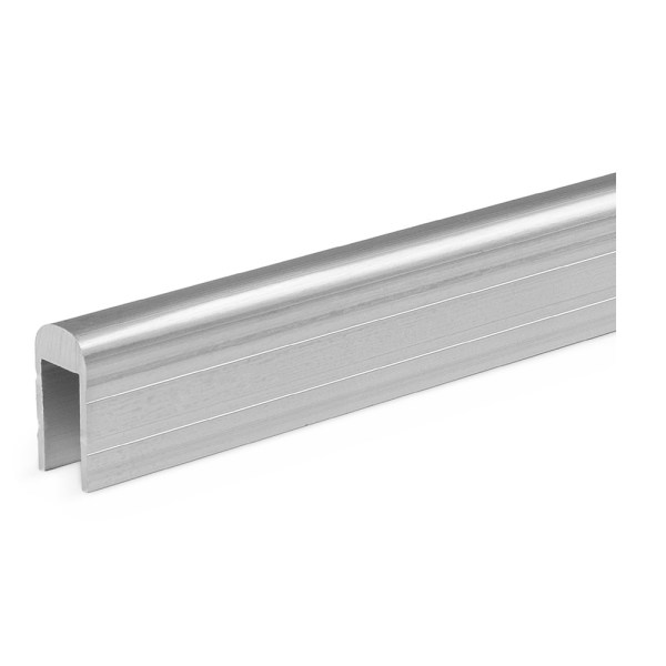 Adam Hall Aluminium U-profiel 10mm met straal 5mm
