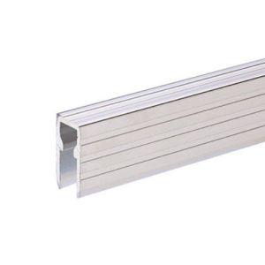 Adam Hall Aluminium U-profiel 9,5mm met tunnel