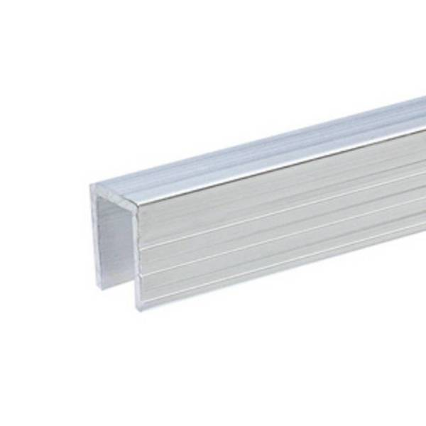 Adam Hall Aluminium U-profiel 9,5mm