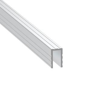 Penn Elcom EG-0650 aluminium U-profiel 7mm