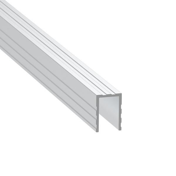 Penn Elcom EG-0655 aluminium U-profiel 9mm
