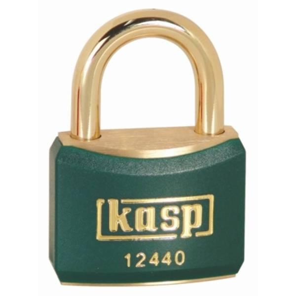 Kasp K12440GREA1 Hangslot 40 mm Goud-geel Sleutelslot