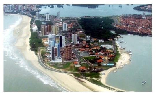 Península da PontaD'areia