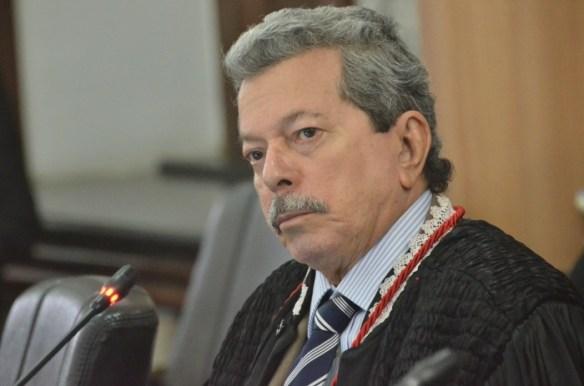 O desembargador Jaime Araujo é o relator das apelações. (Foto: Ribamar Pinheiro)
