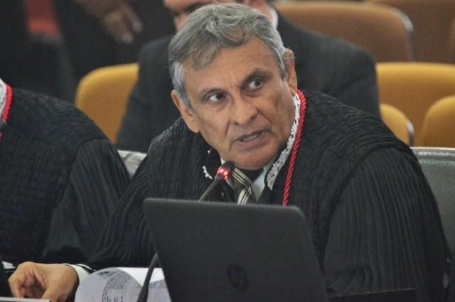 Desembargador José de Ribamar Castro é o relator do processo (Foto: Ribamar Pinheiro)