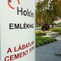 Cementgyári emlékház