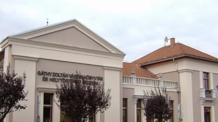 Gáthy Zoltán könyvtár