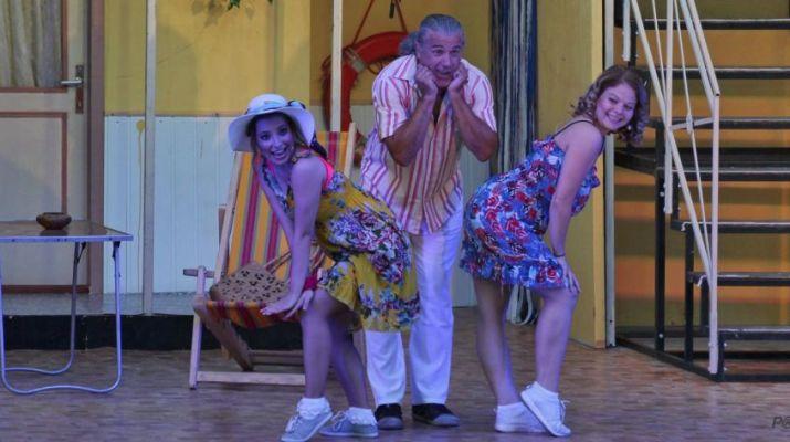Anconai szerelmesek előadás