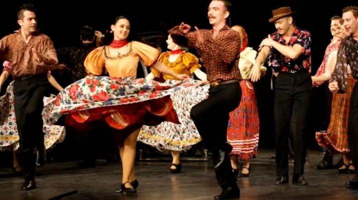 nemzeti táncegyüttes
