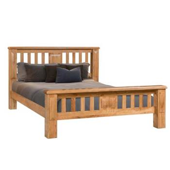 Perth 4 ft 6 inch Double Bed Frame