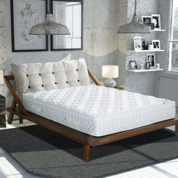 Heritage Supreme Ortho Deluxe 4 ft 6 inch Mattress.The luxurious fabric which is used on the Supreme Ortho Deluxe is enriched with aloe vera, which has a multitude of health benefits. It is ideal for sensitive skin and aiding in better sleep quality.