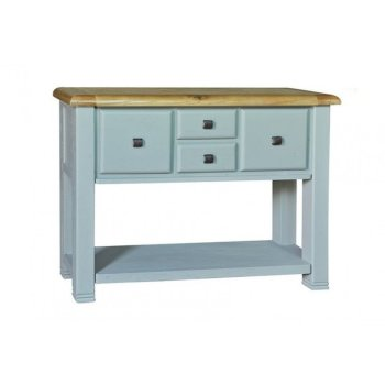 liberty console table