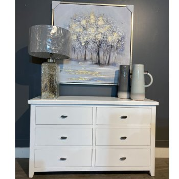 Alaska Wide Chest of Drawers