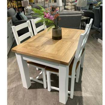 Camille Extending Dining Table