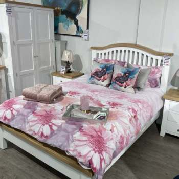 Camille Low end Bedframe