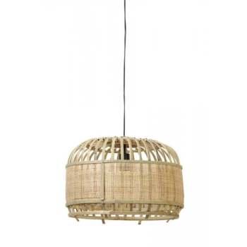 Dalika BambDalika Bamboo Hanging Lampoo Hanging Lamp
